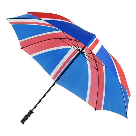 Union Jack Golf Umbrella / Flag Umbrellas