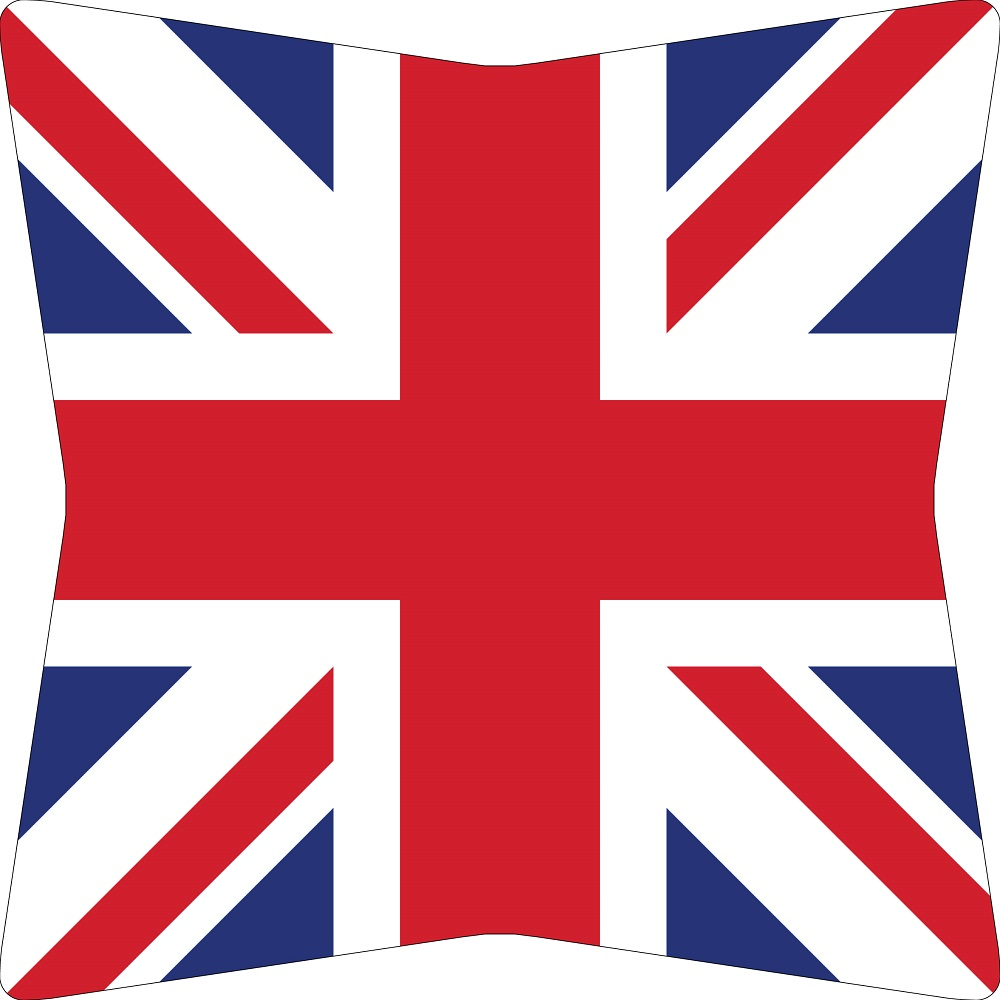 Union jack umbrella flag umbrellas and more from for Ohrensessel union jack