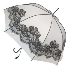 White Vintage Umbrella