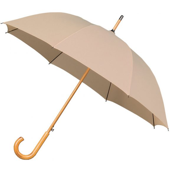 Warwick Beige Windproof Umbrella / Beige Umbrella