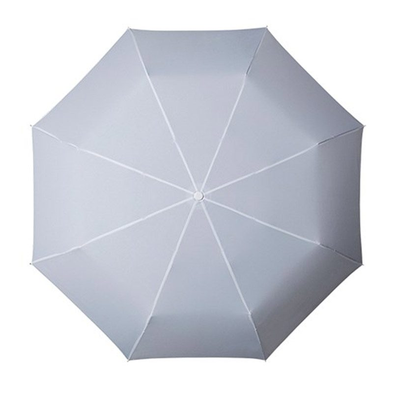 white travel umbrella