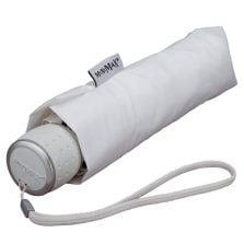White Folding Umbrella - MiniMax Travel Umbrella - White