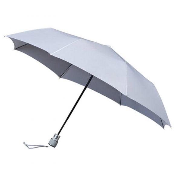 white travel umbrella