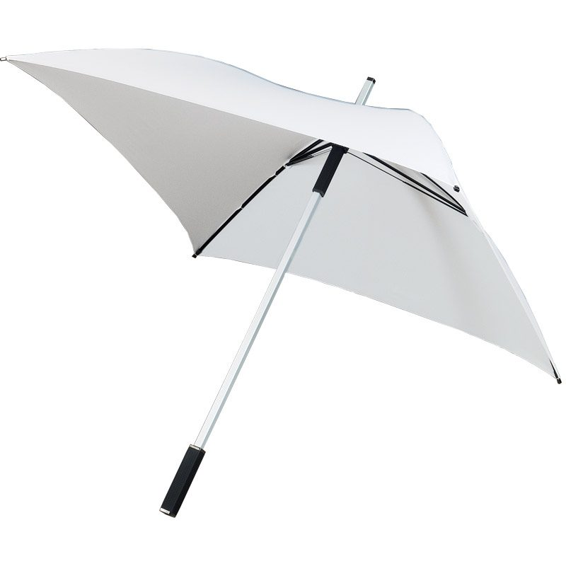 Square Golf Umbrella / White Square Umbrella
