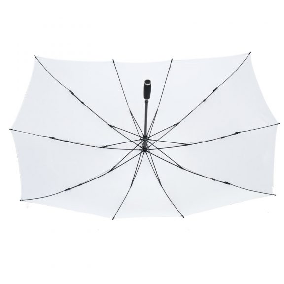 Duo White Double Umbrella