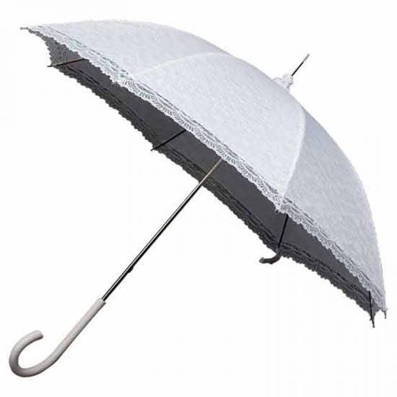 Victorian Lace Wedding Umbrella / White Lace Umbrella / ivory lace umbrella / Cheap Wedding Umbrellas Lace Ivory Wedding Umbrella