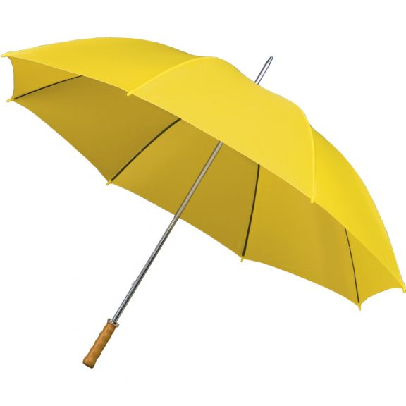 Cheap Yellow Umbrella - Budget Golf