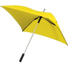 Yellow Square Umbrella / Square Golf