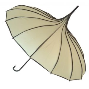 Pagoda Umbrella - Princess - Beige