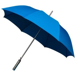 Aluminium Sky Blue Sports Golf Umbrella