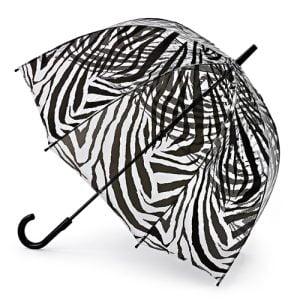 Fulton Birdcage Umbrella - Zebra