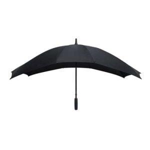 Duo Double Umbrella - Black