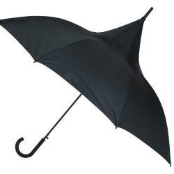 Gents Classic Black Pagoda Umbrella