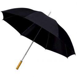 Budget Black Wedding Umbrella - Black