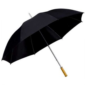 Budget Golf Umbrella - Black