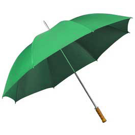 Budget Golf Umbrella - Light Green
