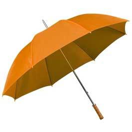 Budget Golf Umbrella - Mustard
