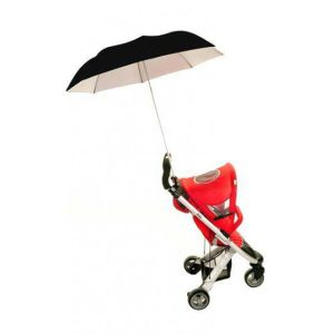 buggy brolly black