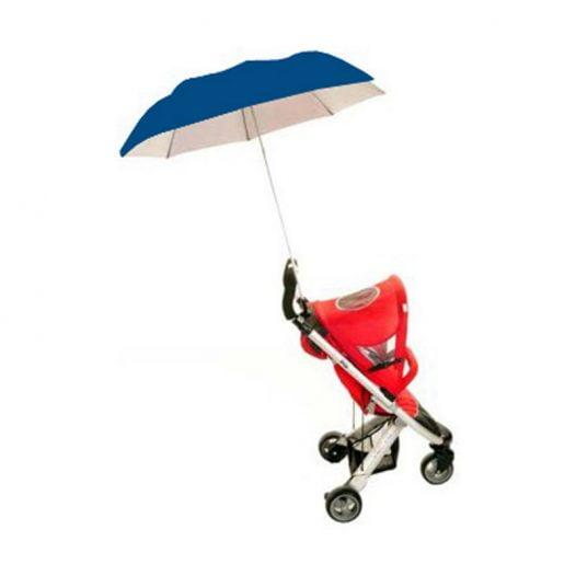 Buggy Brolly Dark Blue Stroller Umbrella