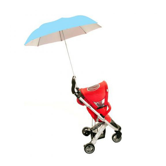 Buggy Brolly Light Blue Buggy Umbrella