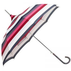 candy striped pagoda umbrella