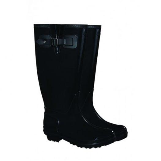 Classic Black Wellington Boots