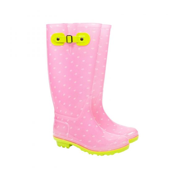 Pretty Wellies / Classic Daisy Dot Wellies