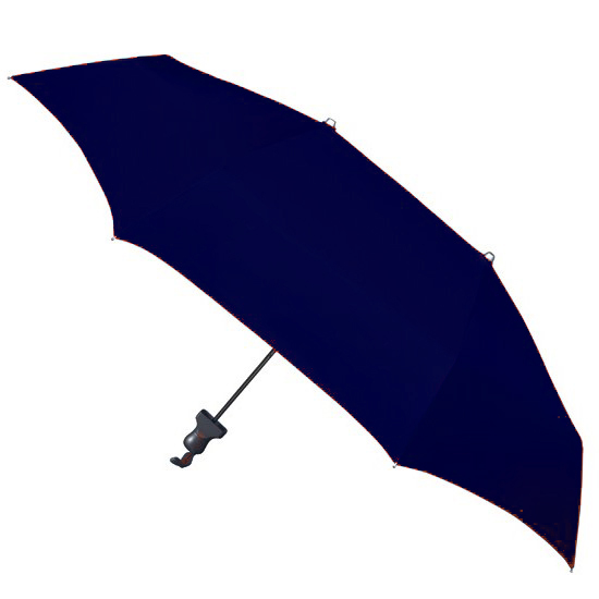 Duo Twin Compact Umbrella Covers 2 - Navy Blue