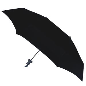 Duo Twin Compact Umbrella Covers 2 - Black