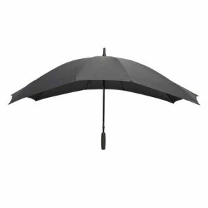 Duo Double Umbrella - Grey