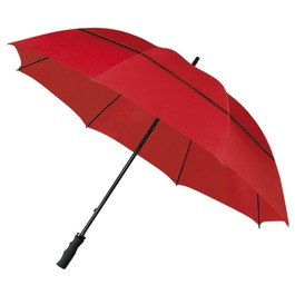 ECO Windproof Golf Umbrella - Red