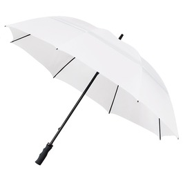 ECO Windproof Golf Umbrella - White