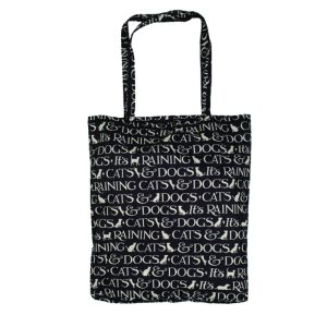 emma b cats and dogs bag