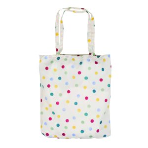 Emma B Tote Spotted Bag