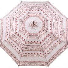 Emma Bridgewater Love Heart Sampler Walking Umbrella