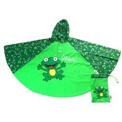 Kids Rain Poncho / Frog Poncho