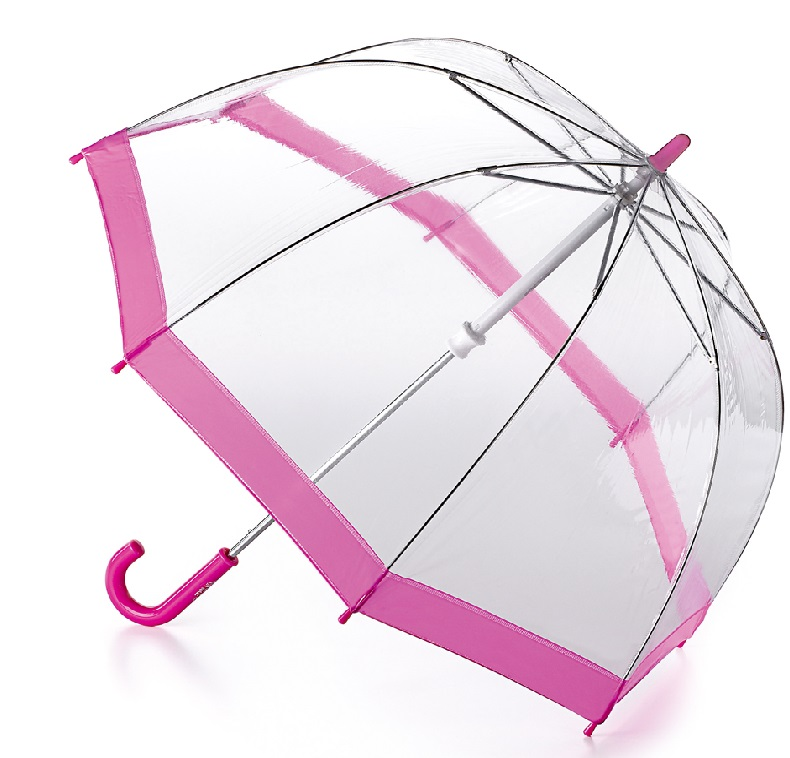 Pink dome umbrella / Children's Fulton Funbrella