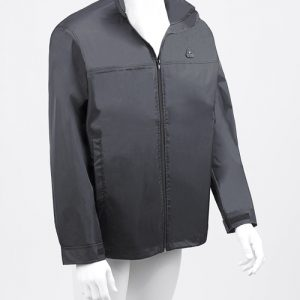 Fulton Rain Jacket - Black