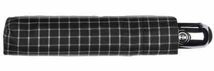 Gents Auto Open & Close Compact Umbrella - Straight Handle - Preston
