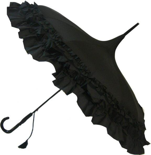 Vintage Umbrellas GiGi Ladies Pagoda Umbrella
