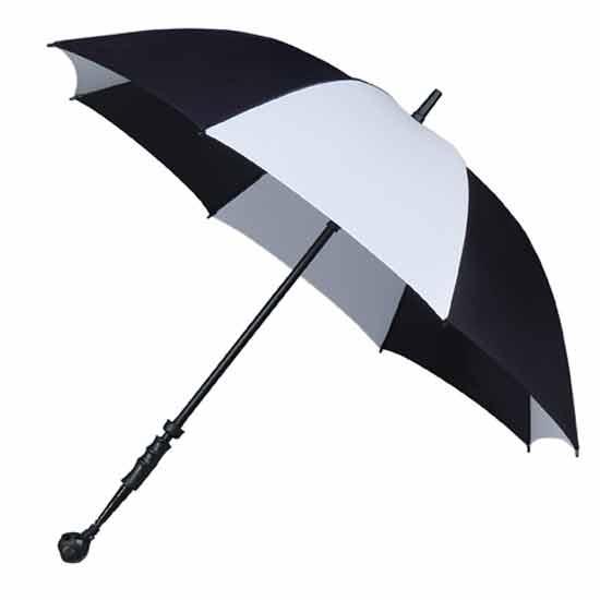 Golf Umbrella With Ball retriever