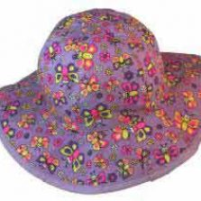 Children's Butterfly Sun Hat