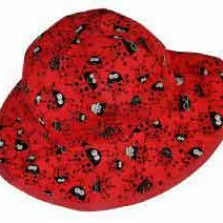 Children's Ladybird Sun Hat