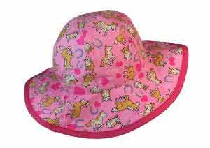 Children's Pony Sun Hat
