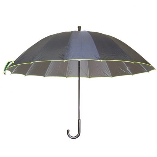 high quality walking umbrella hi vis cutout