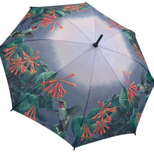 Bird Print Umbrella