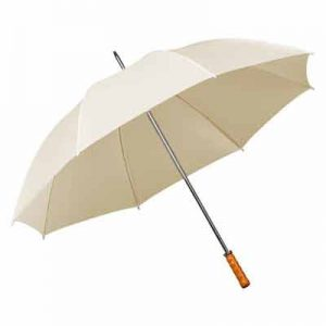 Budget Wedding Umbrella - Ivory