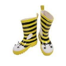 Bumble Bee Wellington Boots