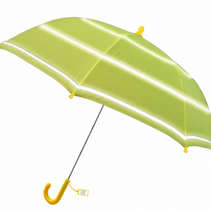 Child Safe Hi Vis Umbrella - Best Childrens Umbrella