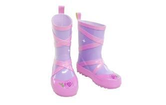 Kidorable Ballet Rain Wellington Boots